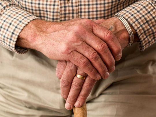 200204 old man, retirement