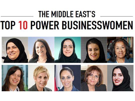 200204 power businesswomen