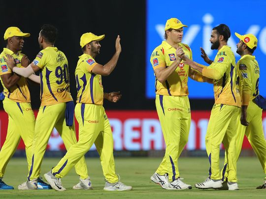 Chennai are the top earners in the IPL
