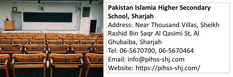 Pakistani schools UAE 11