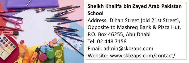 Pakistani schools UAE 14