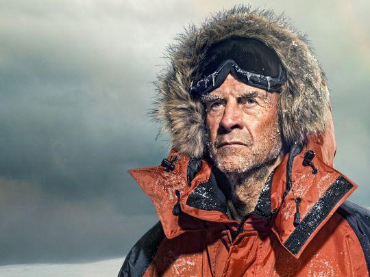 Ranulph Fiennes  ©garysalter-1580793482649