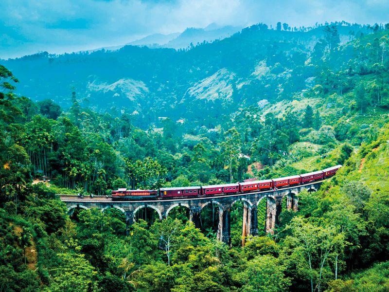 Sri Lanka bridge