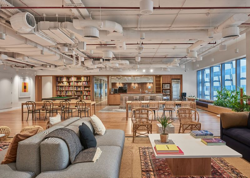 WeWork at Hub71 Abu Dhabi