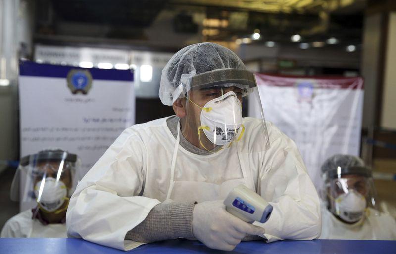 Coronavirus latest