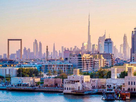 OPN- DUBAI SKYLINE