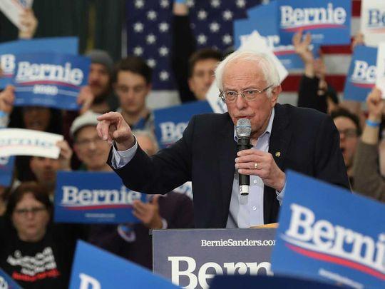 OPN Bernie Sanders