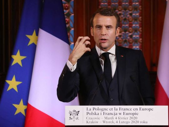 OPN Macron
