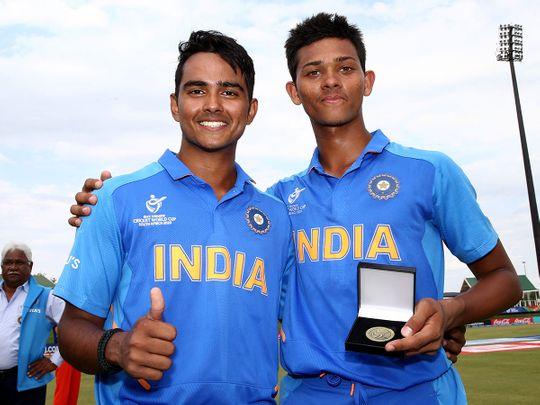 Yashasvi Jaiswal and Divyaansh Saxen
