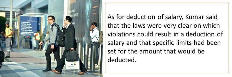 salary cut 15
