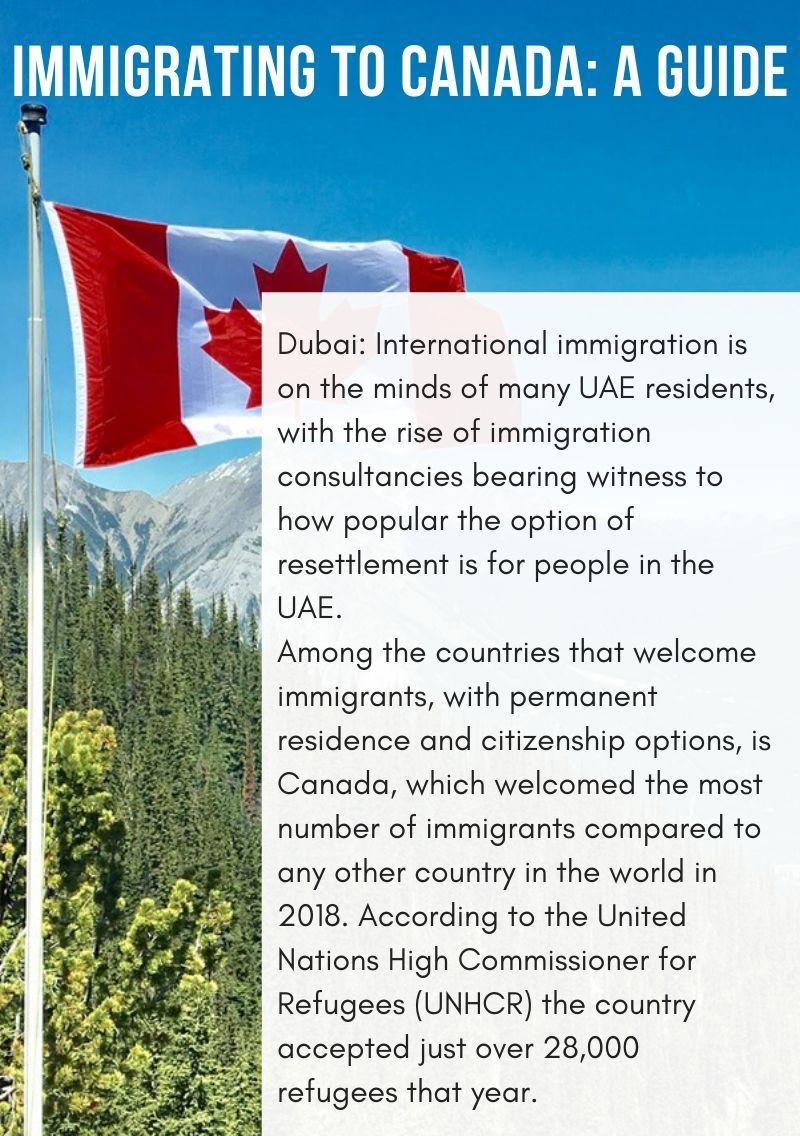 Canada immigration 1