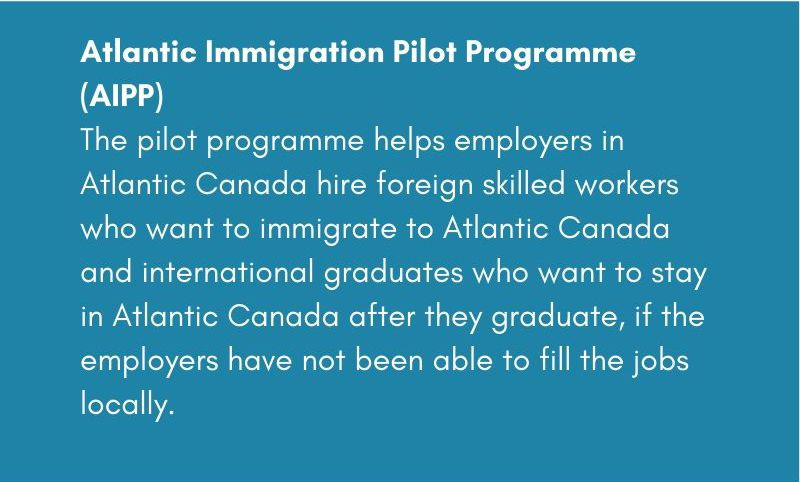 Canada immigration 6 new