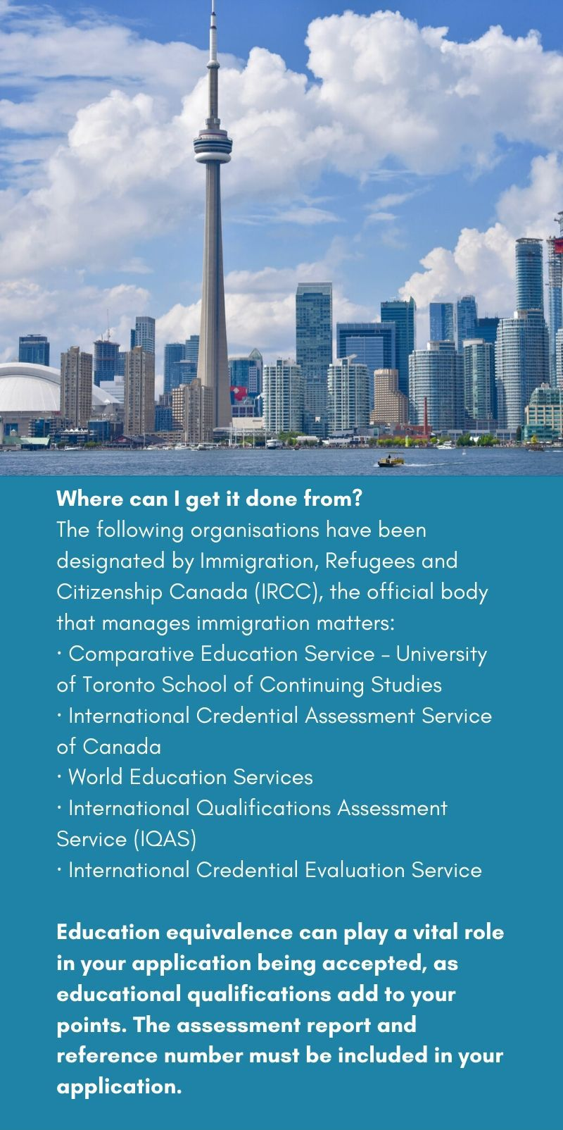 Canada immigration 8 new