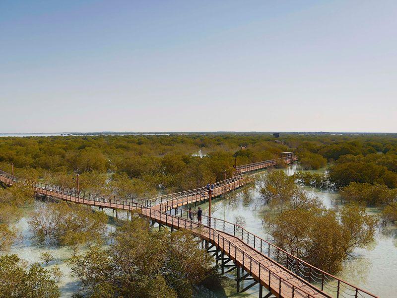 Jubail Mangrove Park