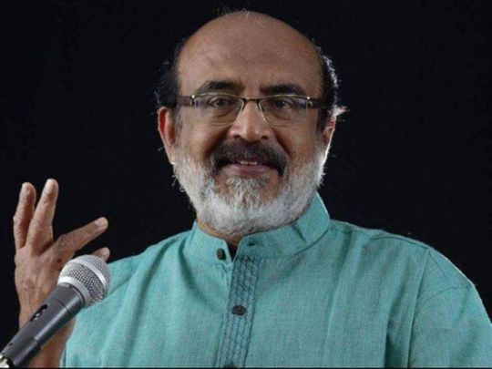Kerala State Finance Minister Thomas Issac