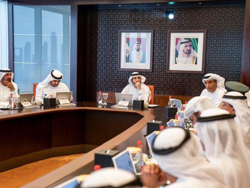 Sheikh Hamdan fees