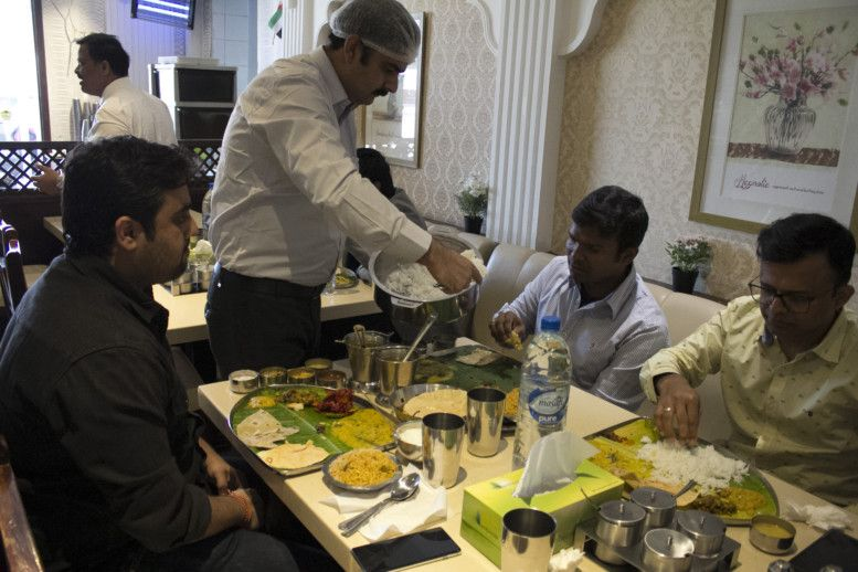 TAB 200131 ANDHRA Amaravathi diners-1581011028688
