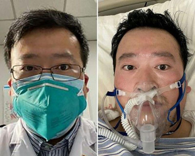 Doctor Li Wenliang 01
