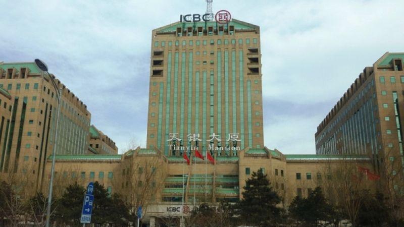 ICBC China bank