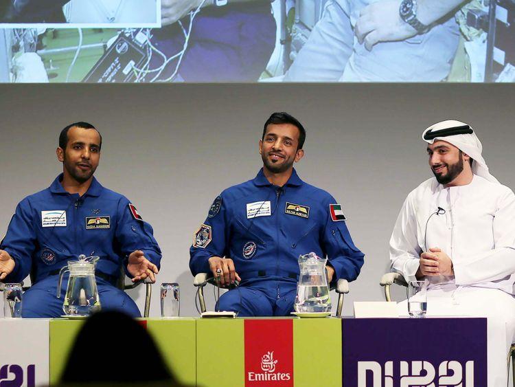 NAT 200208 UAE Astronauts CE028-1581168159770