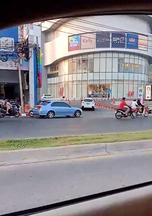 Thai shooting