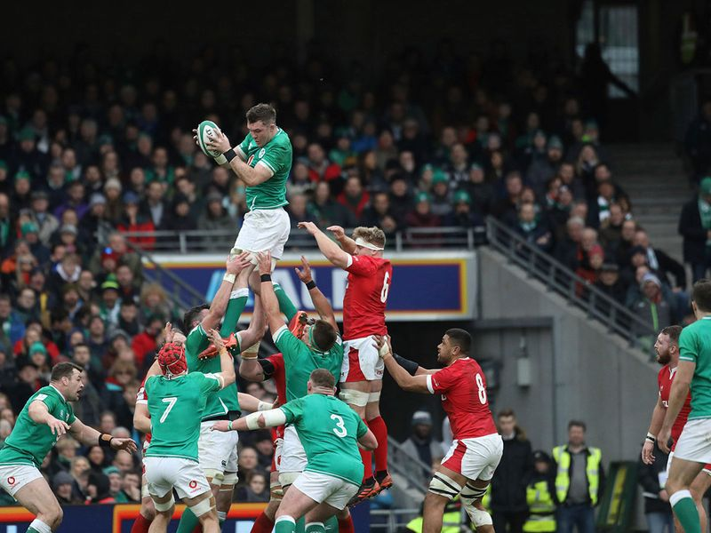 Ireland were impressive in their 24-14 bonus-point victory over Wales in Dublin on Saturday as they dominated territory, the breakdown and set-piece play, and scored four tries to two.