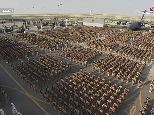 UAE welcomes back soldiers from Yemen