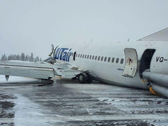 UTair Airlines Boeing 737