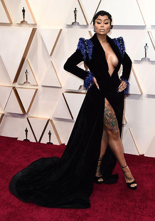 Blac Chyna Oscars