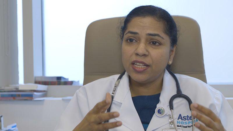 Dr Smitha Muraletharan 01010