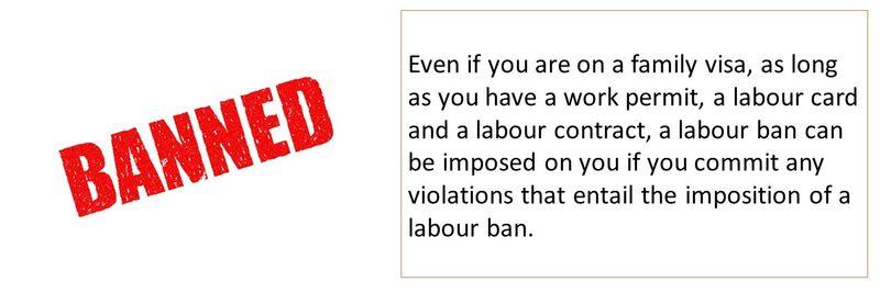 Labour ban 11