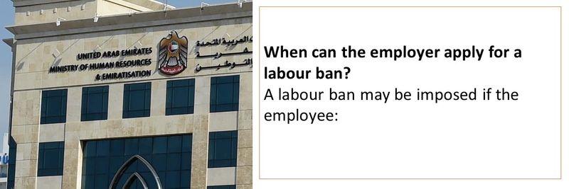 Labour ban 14