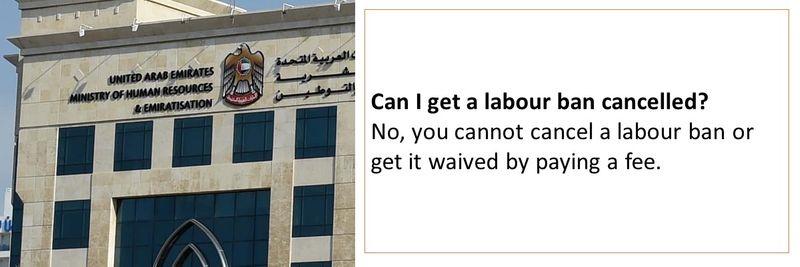 Labour ban 29