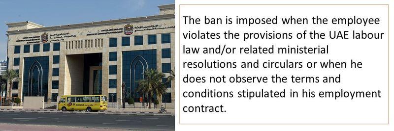 Labour ban 5