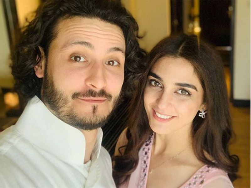 Maya Ali and Osman Khalid Butt