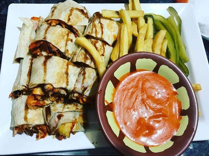 Shawarma Fresh Chicken King