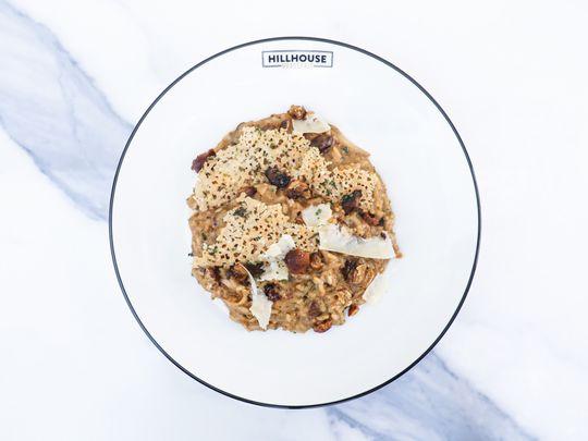 Wild Mushroom Risotto_Hillhouse Brasserie-1581340932708