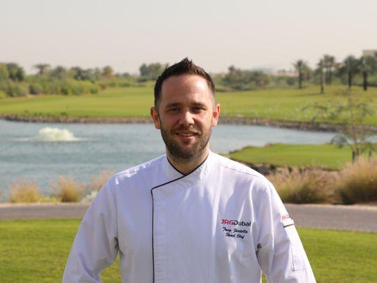 Chef Tony Jardella