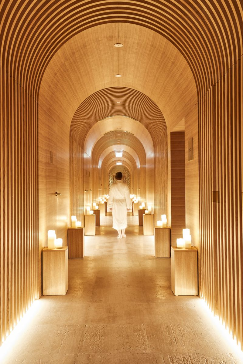 Emerald Palace Cinq Mondes Spa_Wooden Arch-1581414234485