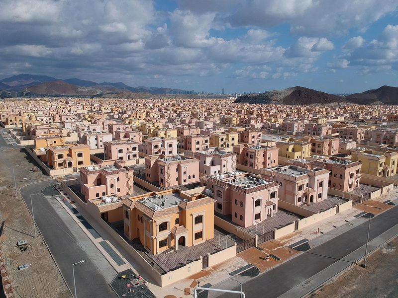Fujairah Development