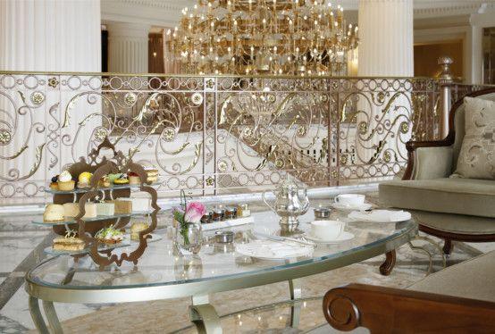Habtoor Palace Dubai - Afternoon tea-1581414241523