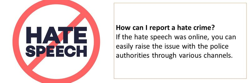 Hate speech 18