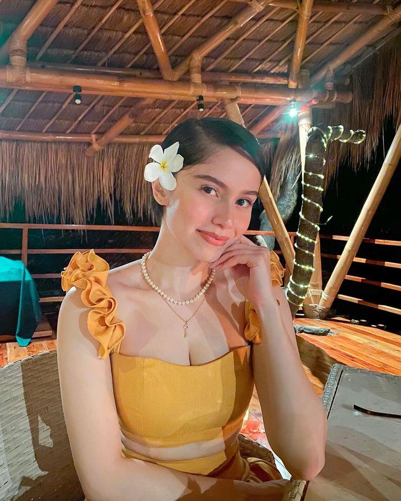 Jessy Mendiola Filipina actress