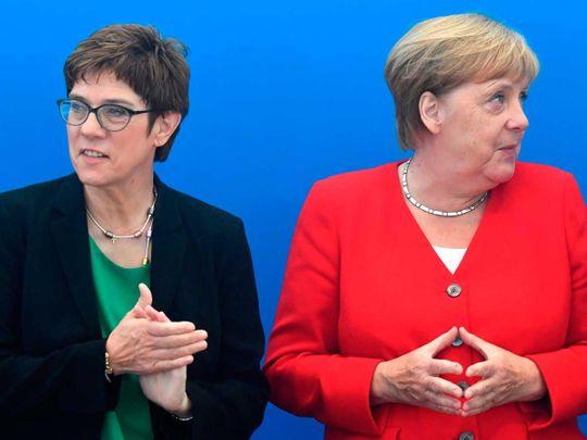 OPN Germany Merkel