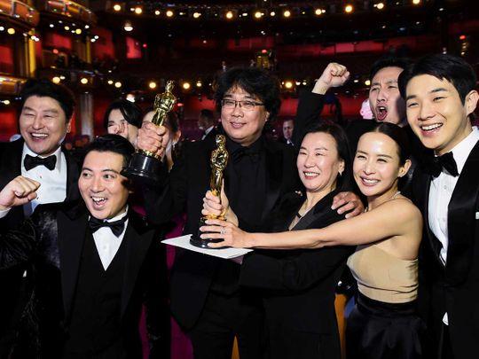 OPN Oscars Parasite