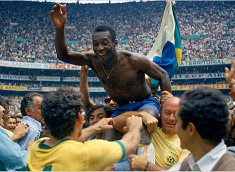 Stay proud Pele: Age comes to us all — never be embarrassed by declining health