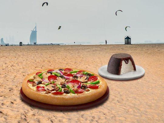 Pizza Hut Kite Beach