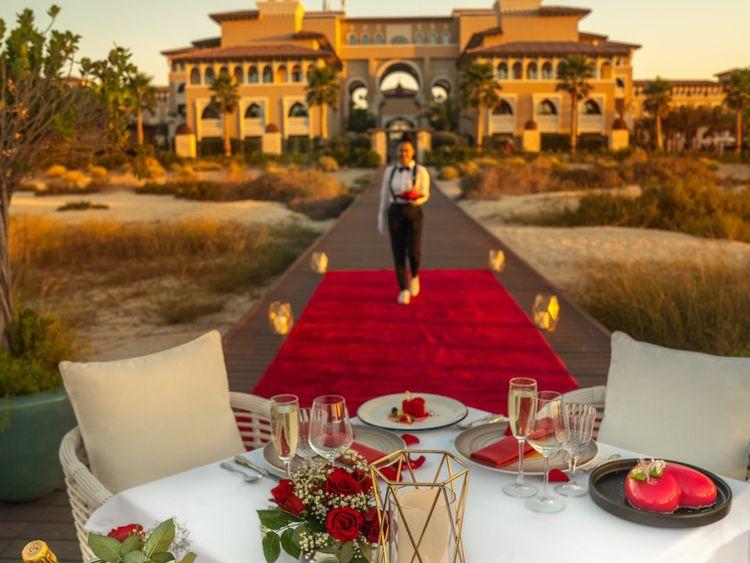 Rixos Premium Saadiyat Island - Valentine's Dinner Under The Stars Image 1-1581414300107