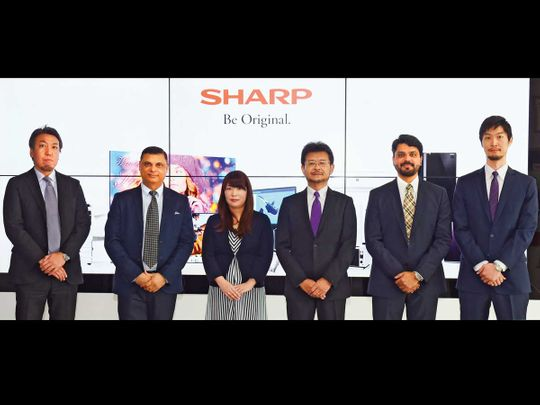 Sharp_Middle East