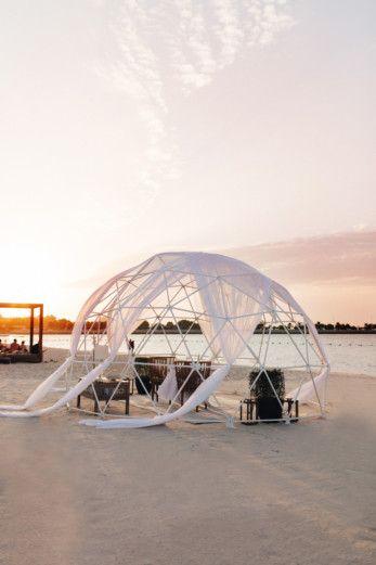 St. Regis Abu Dhabi tent-1581414310737